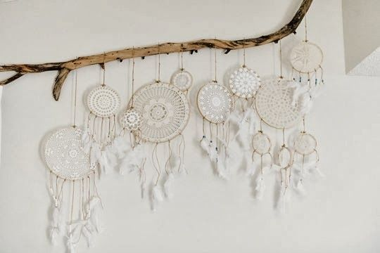 diy: dreamcatchers.