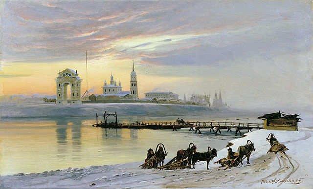20 апреля 1843 года вышел Указ об организации переселения крестьян в связи с освоением Сибири. Из истории освоения Сибири
