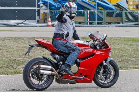 Ducati готовит обновление 1199 R - Фото 1