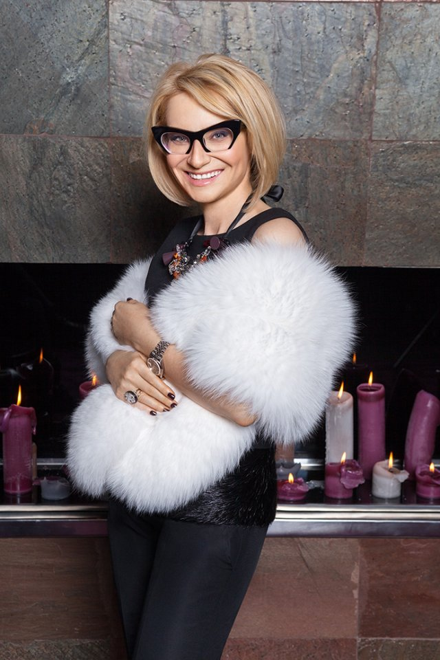 Зимуй со стилем: 9 модных советов от Эвелины Хромченко