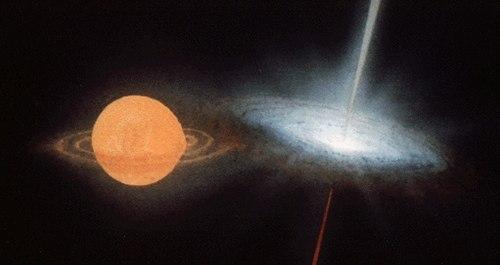 Ученые рассказали, как выглядит сверхкритическая аккреция вещества на черные дыры