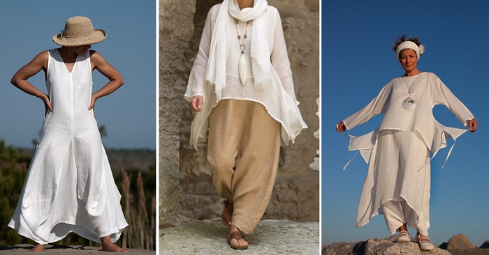 Натуральные ткани, свободный крой, уникальные аксессуары: стилю бохо нет равных!
