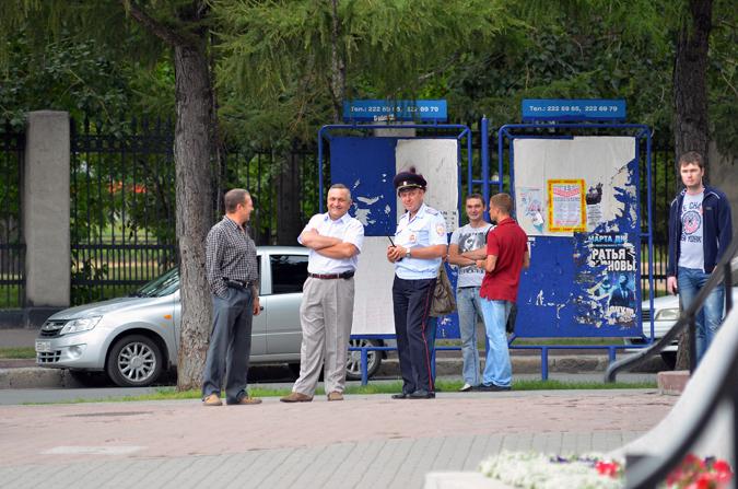 Марш за федерализацию Сибири окончился, так и не начавшись