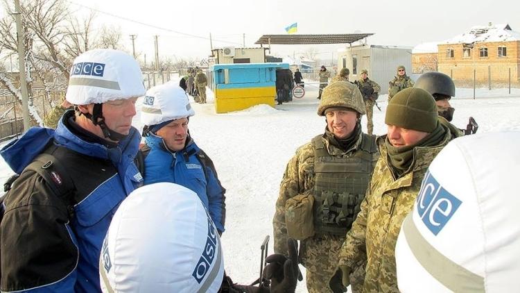 СММ ОБСЕ назначила новую дату разведения сторон в Станице Луганской