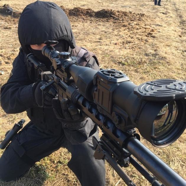 «Диверсант»: Росгвардия оценила возможности новейшей снайперской винтовки