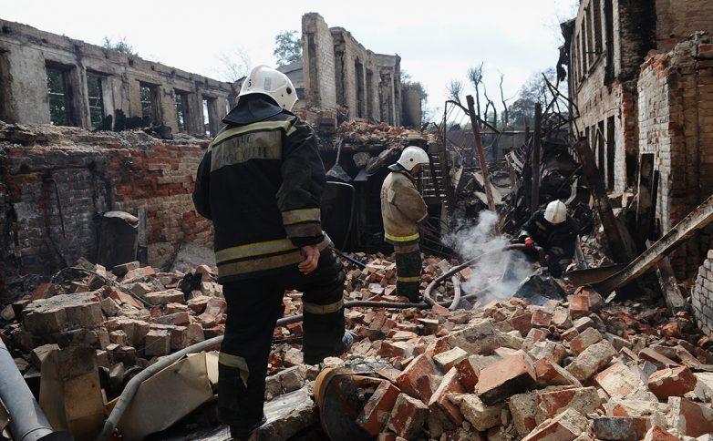МВД нашло риелторов, пытавшихся купить сгоревшие дома в Ростове-на-Дону