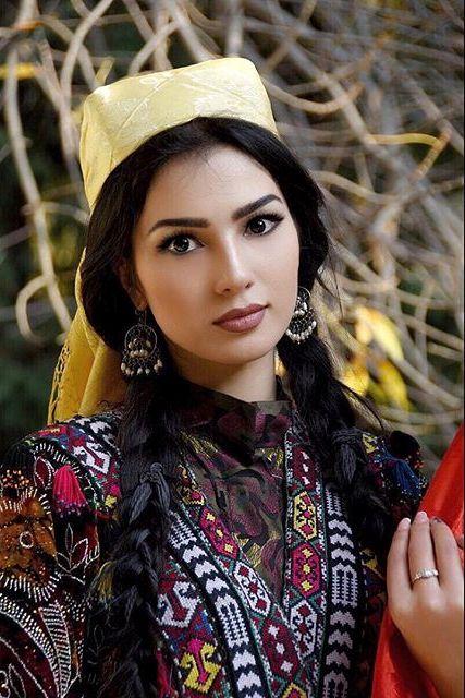 Самые красивые таджички