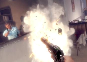 Sony анонсировала Blood & Truth — шутер от первого лица с безбашенными перестрелками