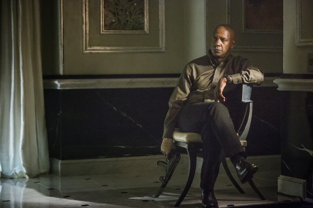 Denzel Washington's Latest 'Equalizer' Trailer Spotlight's Eminem's New Track (Video)