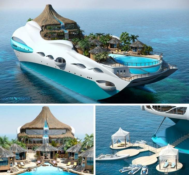 Самые роскошные яхты планеты