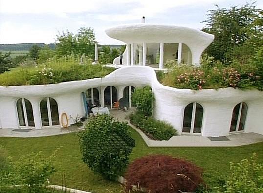 Проекты домов на земле фото