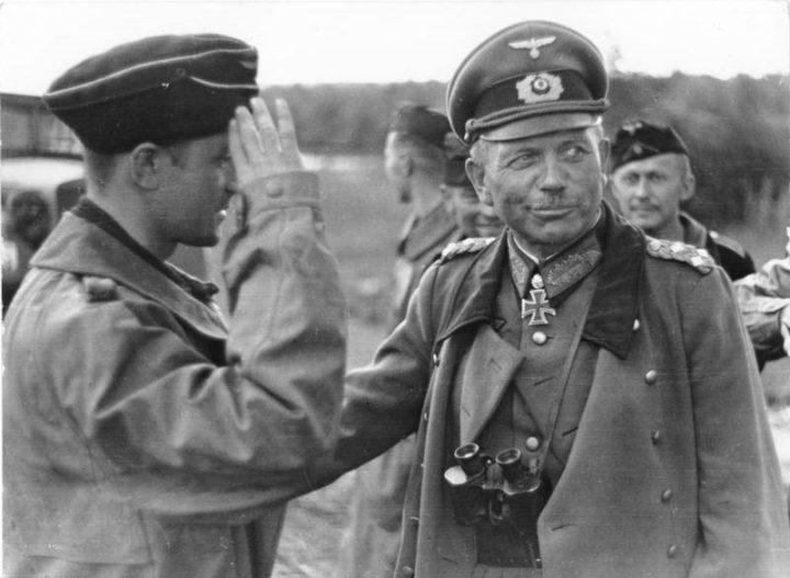 Операция «Тайфун» или московское поражение Гитлера
