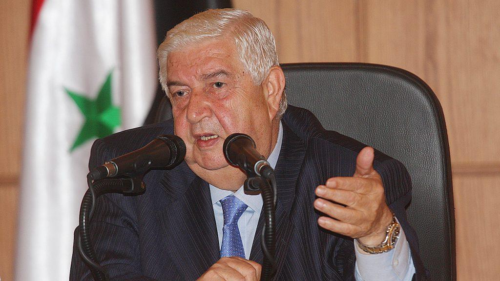 Власти Сирии пообещали скоро победить террористов