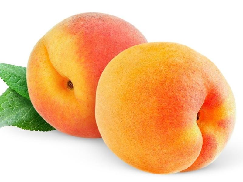 Пирог из персика, от которого ты не поправишься!