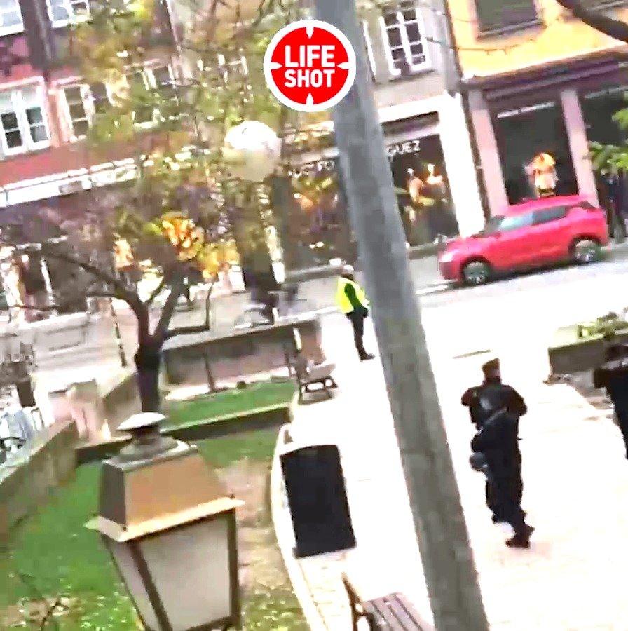 Жительница Страсбурга рассказала, что на данный момент происходит в городе