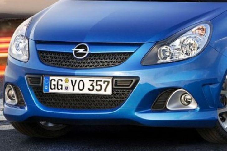 В Беларуси собрали три первых автомобиля Opel Corsa