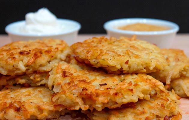 4 потрясающих рецепта картофельных оладий