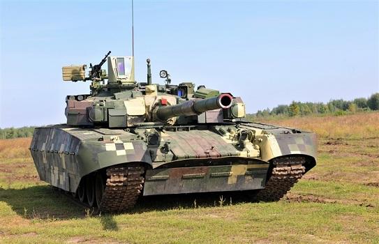 """Украина представила суперсовременный """"чудо-танк"""", предназначенный для АТО"""