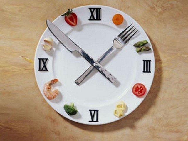 Ученые: Нарушения в режиме питания приводит к повышению веса