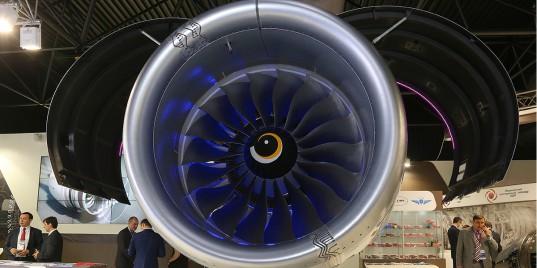 Китай надеется на российскую помощь в создании авиадвигателей