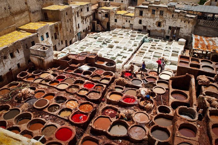 Марокканские сказки: зловонный Фес