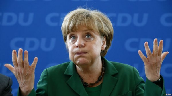 Ангела Меркель признала свое поражение