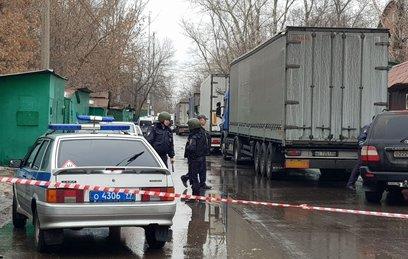 """Полиция не может найти устроившего стрельбу экс-директора """"Меньшевика"""""""