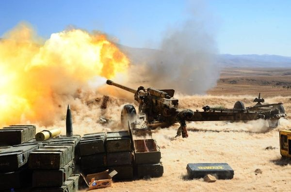 Военные США рассказали отяжелых боях сДАИШ вдолине реки Евфрата