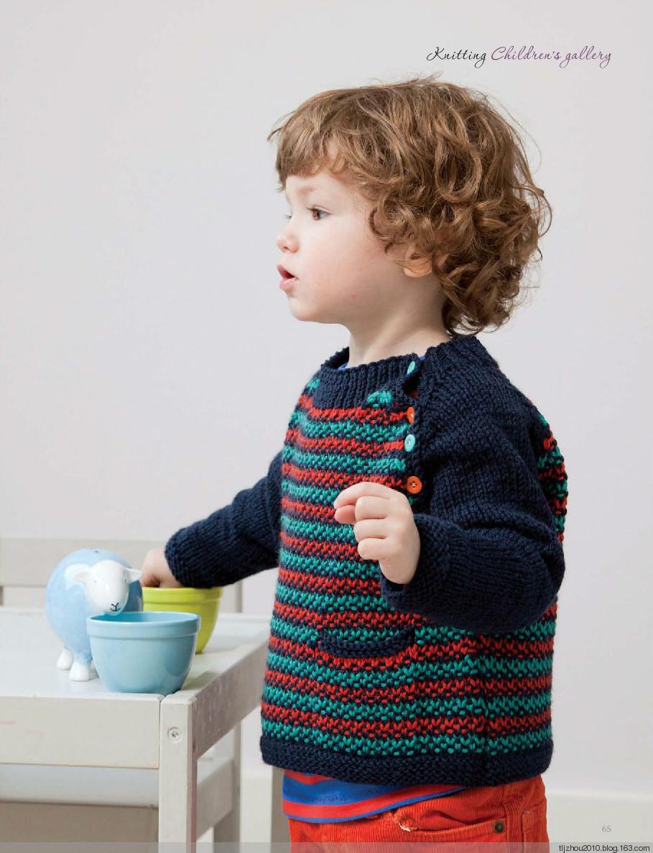Реглан для мальчиков, спицами - кофта детская реглан 49