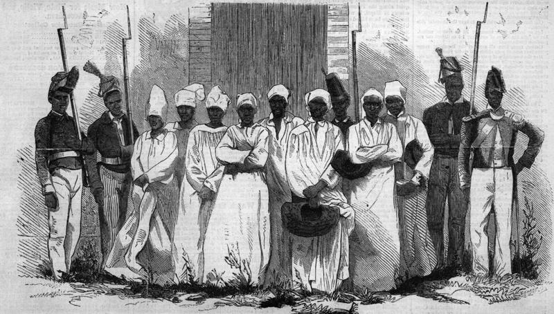 Вуду много позаимствовала у христианства африка, вуду, кукла вуду, религия