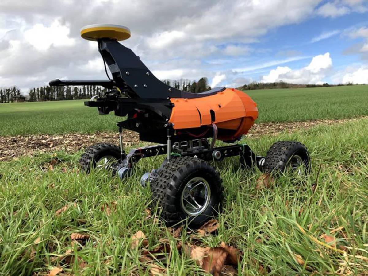 Робот-фермер заставит людей вернуться на поля