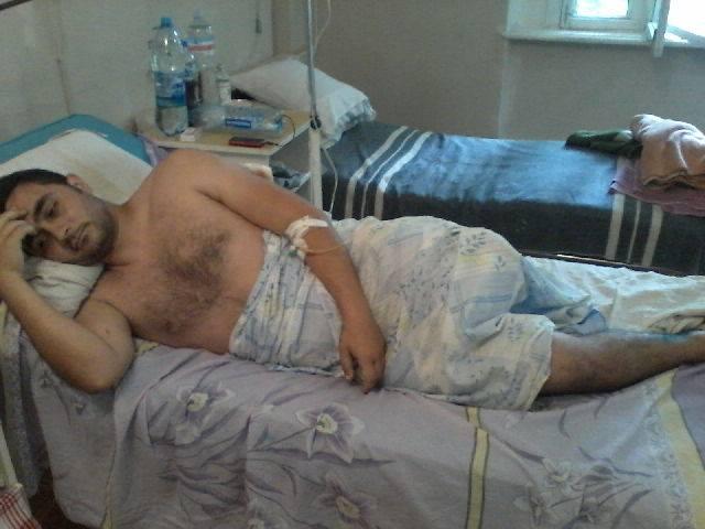 Про тех, кому повезло...  Информация от медицинского работника Вооруженных Сил Украины
