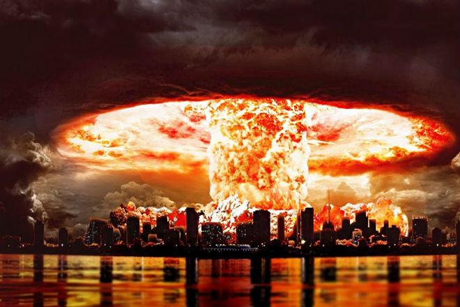Что будет если взорвать все ядерное оружие разом