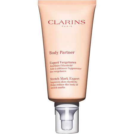 Крем против растяжек Body Partner, Clarins, 3800 руб.