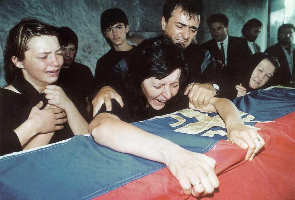 Балканы - 90-х.
