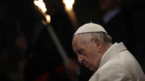 Папа римский признался в службе дьяволу?