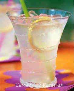 лимонная вода чем полезна лимонная вода