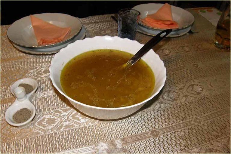 Суп, который на 100% сильнее антибиотиков