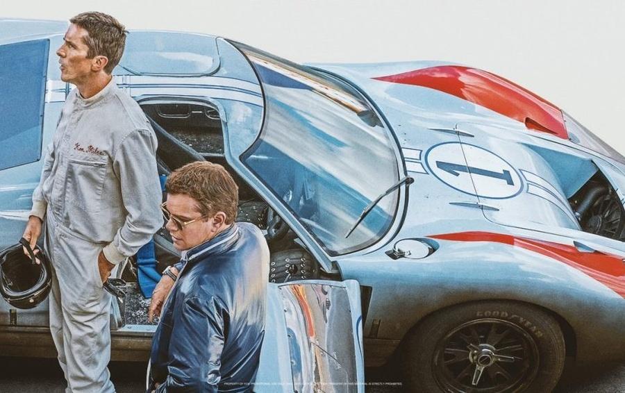 В прокат вышел фильм о том, как Ford пытался обогнать Ferrari