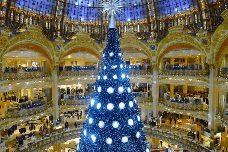 рождественские ёлки со всего мира, самые необычные рождественские ёлки со всего мира