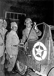 Трижды не герой Советского Союза гвардии майор Рапопорт