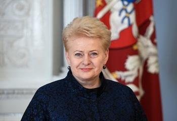 Президент Литвы назвала Россию угрозой для Европы