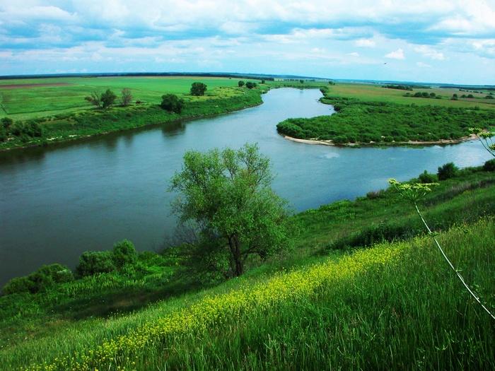 Россия, Река Дон