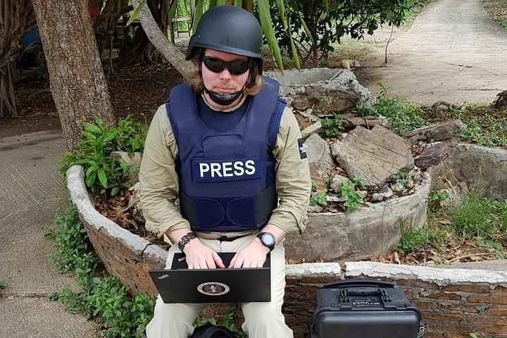 Полиция Норвегии считает, что соратника Ассанжа искать бессмысленно, он утонул