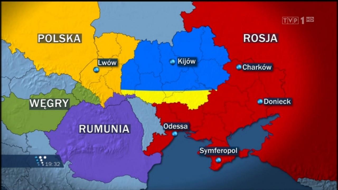 Раздел Украины будет стремительным