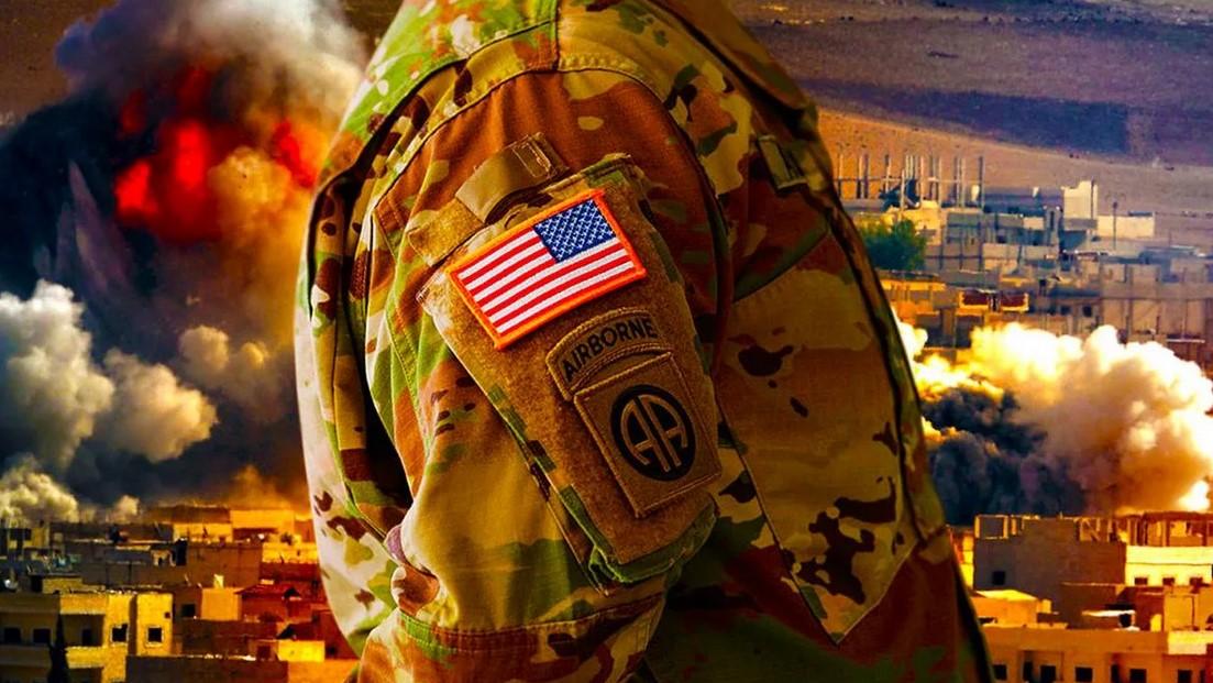 Бронекулак и чёрная кровь: США придумали повод для захвата и грабежа Сирии