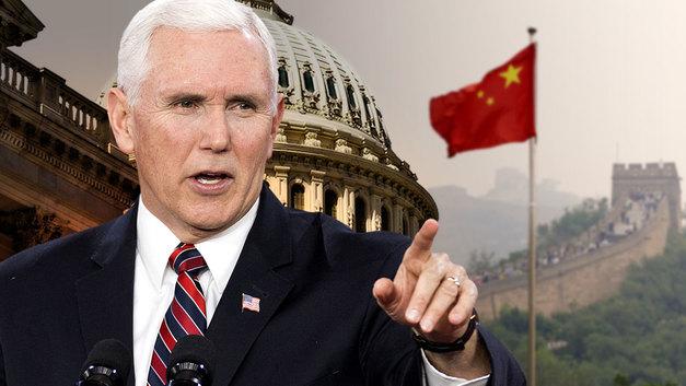 Штаты готовы объявить Китаю войну