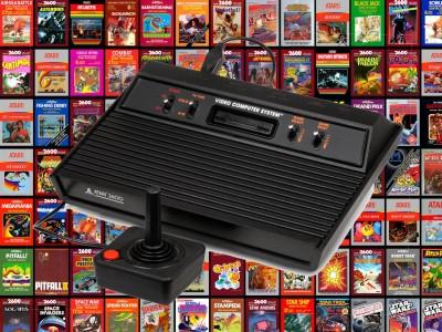 Легендарная консоль Atari 2600 отпраздновала 40-летие