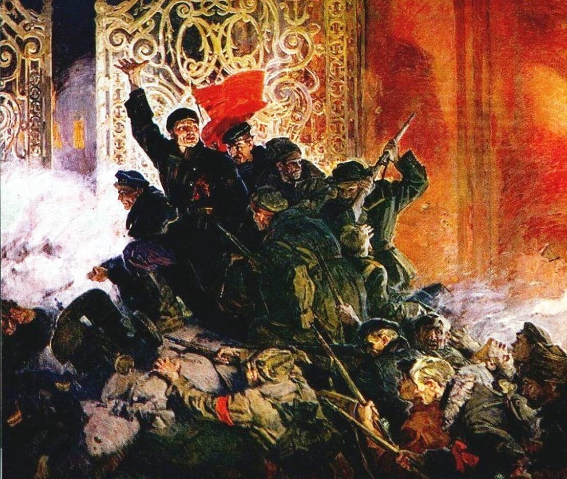Революция: что означает возв…
