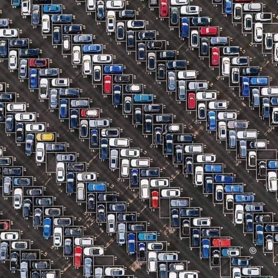 Странная парковка, лекарство…